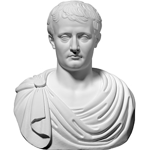 Napoleon Bonaparte 3D Model
