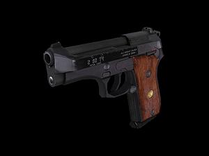 Taurus 380 3D Model