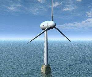 Вітрова турбіна 3D-модель