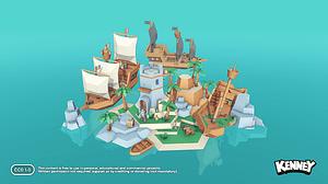 Piratkit 3D-model