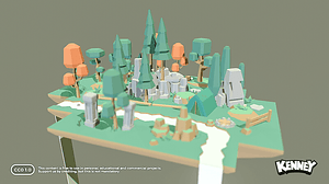 Nature Kit 2 3D-model