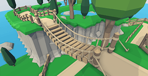 Modular Terrain Pack 3D Model