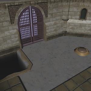 Dungeon Tileset 3D Model