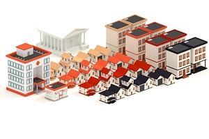 Bygningssæt 3D-model