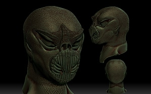 Alien Monster 3D Model