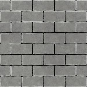 Medieval Brick Texture 3D Model