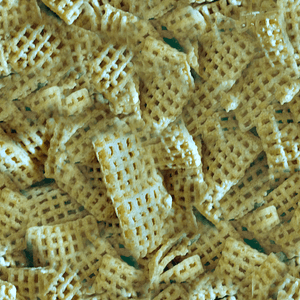 Moldy Cereal Texture 3D Model