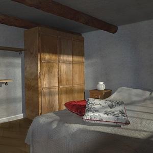 Rustic Interior 3D Model
