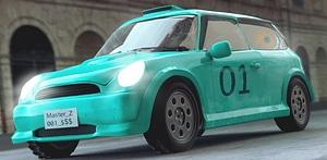 Mini Master 3D Model