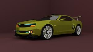 Pamero 3D Model
