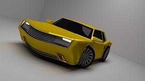 RoozeR 3D Model