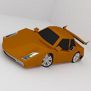 Ferrambo 3D Model