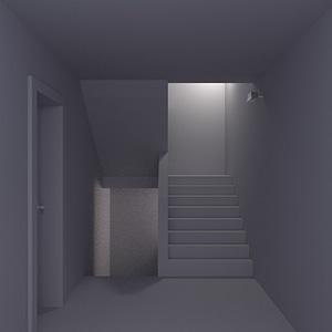 Minimalist Interior 3D Model