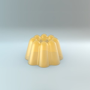 Jello Pudding 3D Model