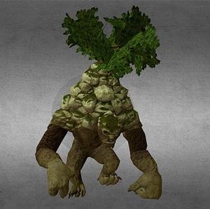 Forest Monster modelo 3D