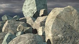 Nature Rocks 3D Model