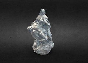 JB 009 Pieta 3D Model