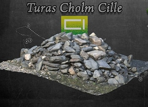 Station Ten of Gleann Cholm Cille Turas 3D-model