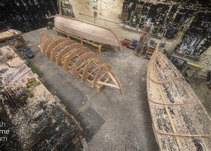 Scottish Boatbuilding School 3D Model