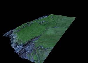Gróthústangi, Koltur 3D Model