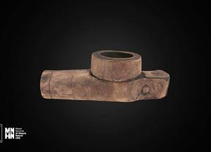 Kitra pipe 3D Model