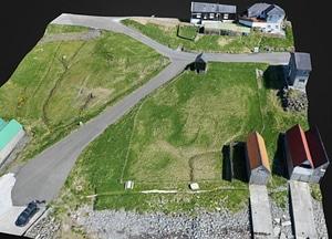 á Oyri, Norðoyri, Borðoy, Føroyar 3D Model