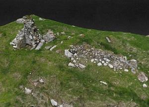 Líkhús, Kirkjubøur, Føroyar 3D Model