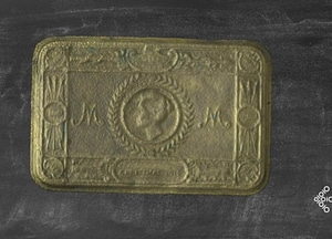 Princess Mary Christmas Box - 1914 modelo 3D