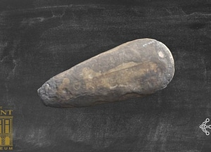 Neolithic Ground Axehead, HCA 145 3D Model