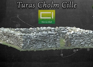 Station Five of Gleann Cholm Cille Turas 3D-model