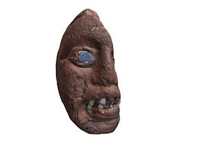 Máscara | Mask 3D Model
