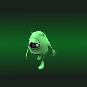 Little Cyclops modelo 3D