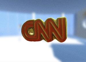 CNN Pin 3D Model