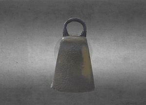 The Bell of Badoney 3D Model