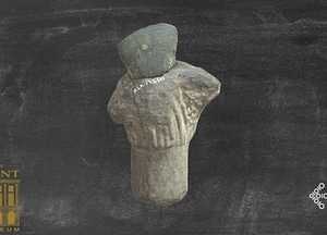 Neolithic Ground and Polished Axehead, HCA 172A 3D Model