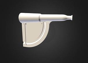 Clinometer 3D Model