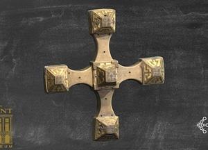 Hunt Museum - The Antrim Cross - HCA 627 3D Model