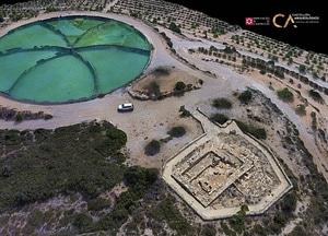 Perengil near Vinaròs of Castellón 3D-model