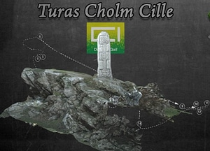Station Two of Gleann Cholm Cille Turas 3D-model