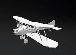 Royal Factory B.E. 2C 3D Model