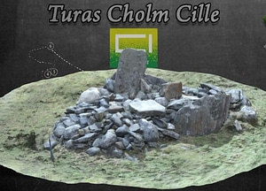 Station Nine of Gleann Cholm Cille Turas 3D Model