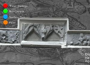 Cross Street - Window Fragment 1 3D Model