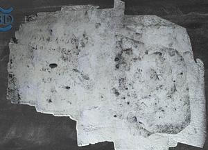 Abbeyville Latin Inscription 3D-model