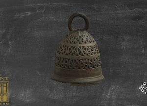 Bronze Bell 3D Model