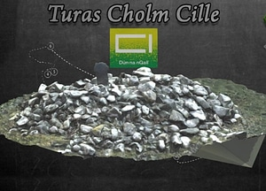 Station Five of Gleann Cholm Cille Turas 3D Model