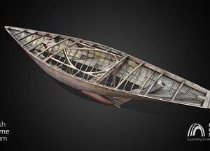 Queen Mab 3D Model