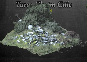 Station Eleven of Gleann Cholm Cille Turas 3D Model
