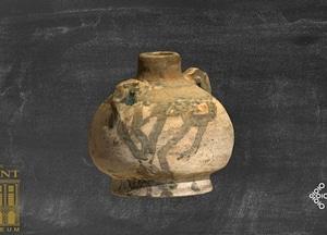 Pottery Jar 3D Model