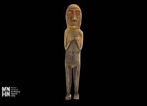 Inca Female Figure 3D Model