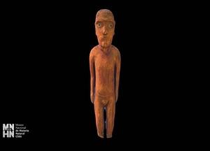 Moai Tangata 3D Model